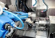 Автоматизаціяшпиндельного вузла длятокарноговерстата з використанням роботу Motoman серії MH6