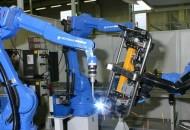 Рішення YASKAWA для збереження до 25% енергії при використанні роботів MOTOMAN